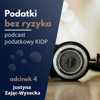 Justyna Zając-Wysocka - Odpowiedzialność podatkowa pracownika firmy