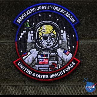 UFO Buster Radio News – 253: The United States Space Force Is A Go!