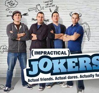 An Interview with Impractical Jokers Murr & Joe