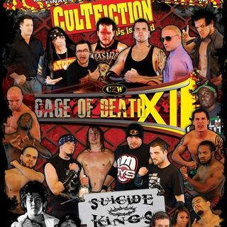 ENTHUSIASTIC REVIEWS #125: CZW Cage Of Death XII 2010 Watch-Along