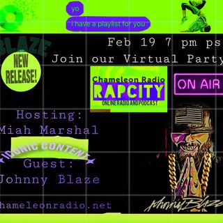 USA Rap Edition Podcast with Johnny great Blaze Episode 1
