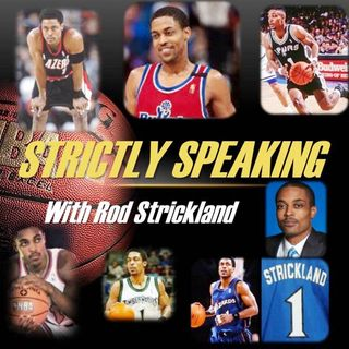 Strictly Speaking VI, Guest Stephen A. Smith