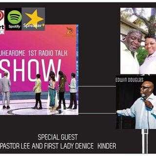 Uheardme1st RADIO TALK SHOW - LEE-DENICE KINDER