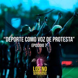 T1: E7 - Deporte como voz de protesta