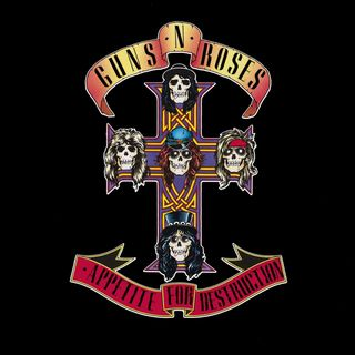 14 Tras el Appetite For Destruction de Guns N' Roses
