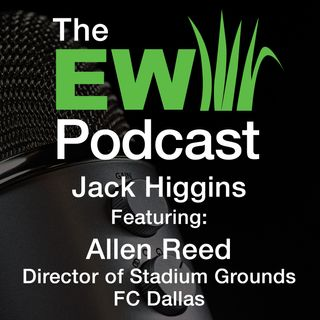 EW Podcast - Jack Higgins with Allen Reed