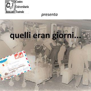 FABERGAMO: Claudio Morandi e il Centro Universitario Teatrale di Bergamo intervista di Gerardo Ferrara