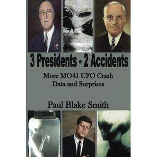 The Bombshell Before Roswell - An Interview with Expert Paul Blake Smith