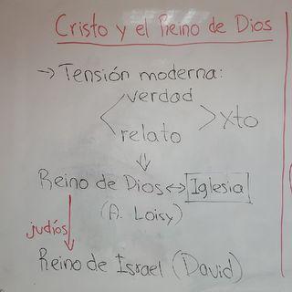 El Jesús histórico y el Cristo de la fe