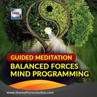 GUIDED MEDITATION: BALANCED FORCES MIND PROGRAMMING 111HZ 136.1HZ 333HZ 372HZ 396HZ 888HZ