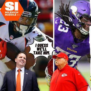 HU #643: Rumor | Chiefs Would 'Welcome' Lindsay | Broncos Sign ex-Vikings RB
