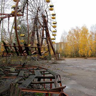 Podcast Explosion de Chernobyl