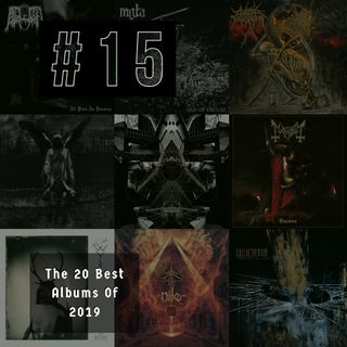 #15 - The 20 Best Albums of 2019