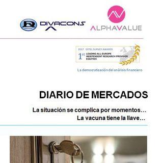 DIARIO DE MERCADOS Viernes 16 Oct