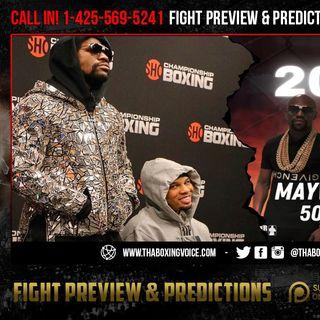 ☎️Floyd Mayweather vs 50 Cent 2021😱 Ellerbe: Gervonta Davis is Willing To Fight Anyone❗️