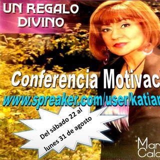 Conferencia Motivacional * Margarita Calderón - El Salvador