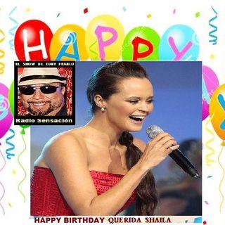 SHAILA DÚRCAL en CONCIERTO ¡Feliz Cumpleaños!
