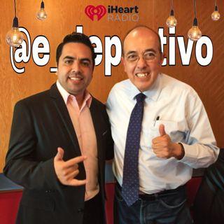 Pepe Segarra y Alex Cervantes en un Gran Programa, Espacio Deportivo de la Tarde 04 de Julio 2019