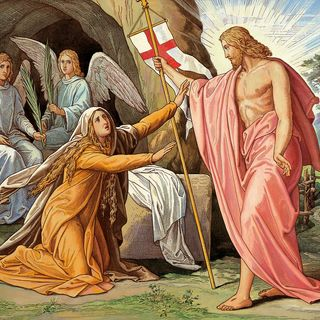 Lunedì dell'Angelo (Mt 28,8-15)