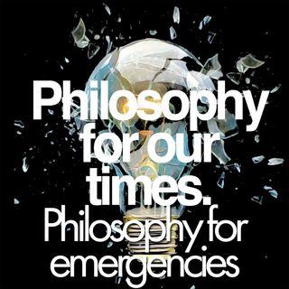Philosophy for emergencies | Santiago Zabala