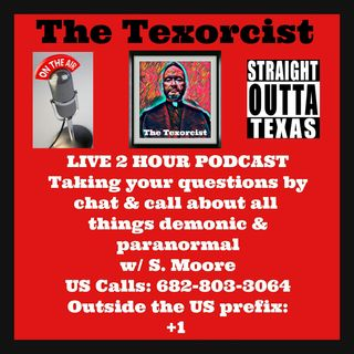 The Texorcist Podcast