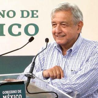 Advierte López Obrador que los corruptos se irán al tambo