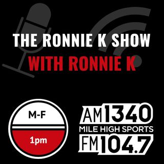 The Ronnie K Show