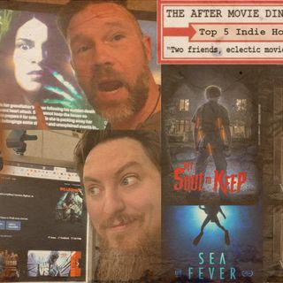Ep 310 - Jason Hewlett's Top 5 Indie Horrors From The Basement