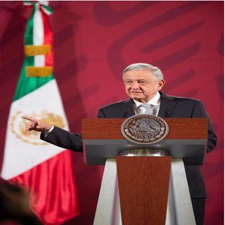AMLO podría convocar a un acuerdo nacional de paz