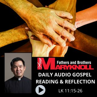 Luke11:15-26, Daily Gospel Reading and Reflection