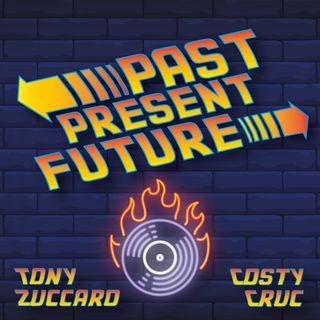 Past, Present & Future By Tony Zuccaro & Costantino Cruciano