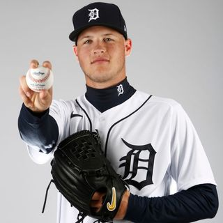 Matt Manning - Tigers Pitcher