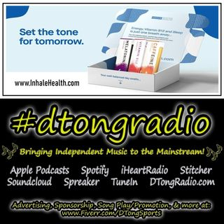 #NewMusicFriday on #dtongradio - Powered by InhaleHealth.com