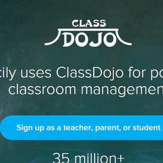 Learning Class Dojo #edchatie