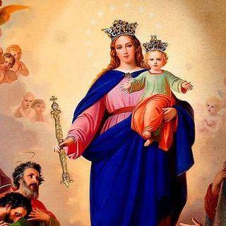 Domingo de la Ascensión del Señor. Sta. Maria Auxiliadora