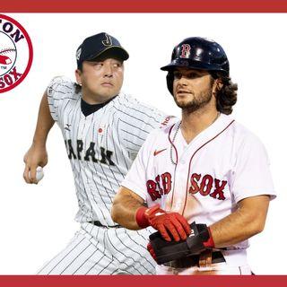 BOSTON RED SOX cambia a Benintendi y consigue a Hirokazu Sawamura