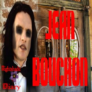Jean Bouchon |  Haunted Cafe | Podcast