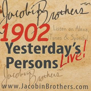 JBL1902 / Yesterday's Persons