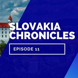 Episode 11 - LGBT+ in Slovakia with Marek Novotny