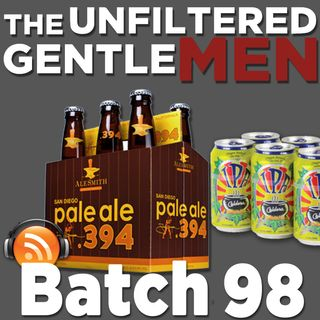Batch98: Alesmith .394 & Caldera Brewing IPA