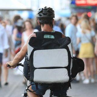 Is delivery riding Australia's deadliest job?
