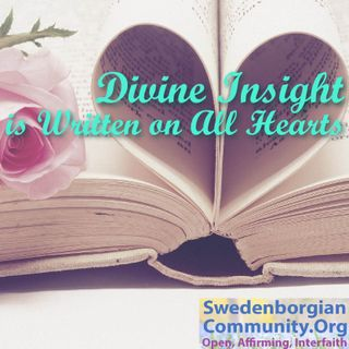 Divine Insight is Written on All Hearts