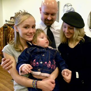 Dad to Dad 145 - Jeremy Kredlo of Seattle, WA Is Raising His Two Granddaughters with Special Needs