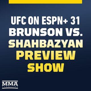 UFC Vegas 5 Preview Show