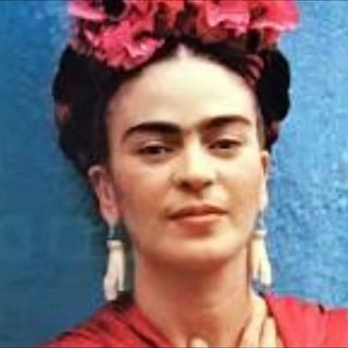 Eccentriche Frida Kahlo
