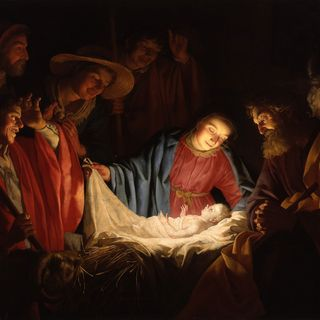 Annunciation & Incarnation