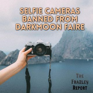 Selfie Cameras Banned from Darkmoon Faire