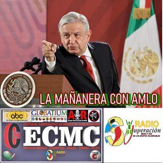 Conferencia de prensa del viernes 17 de abril 2020. AMLO-LA MAÑANERA.