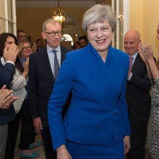 Sky News Radio Podcast - Friday 9th June 2017