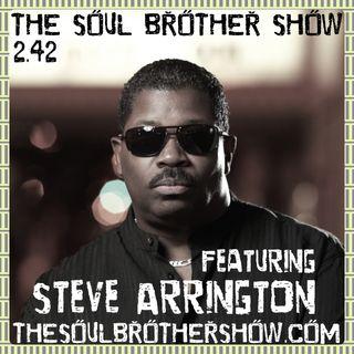 The Soul Brother Show Featuring Steve Arrington